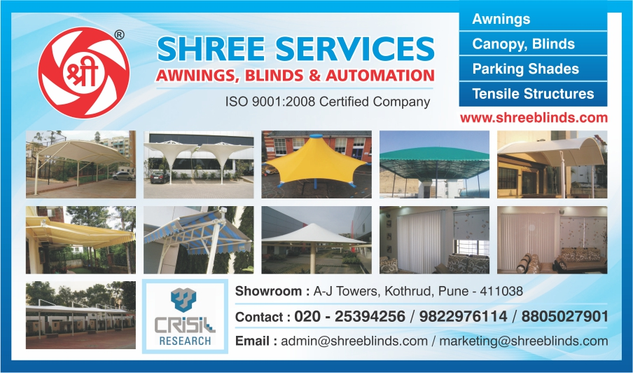Shree services banner