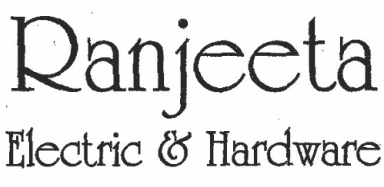 Ranjeeta electric   hardware logo