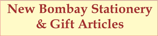 New bombay stationery   gift articles logo